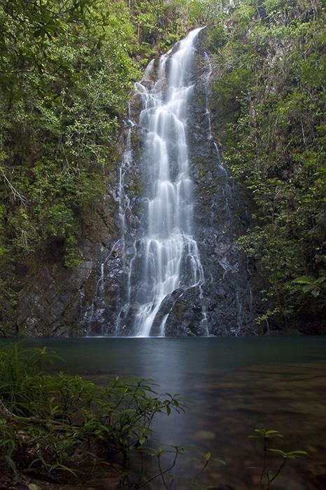 Butterfly Falls, Mountain Pine Ridge Belize
